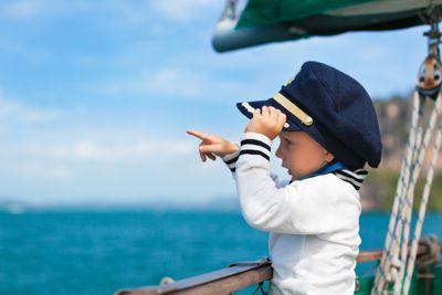Boot chartern, Ostsee und Peene