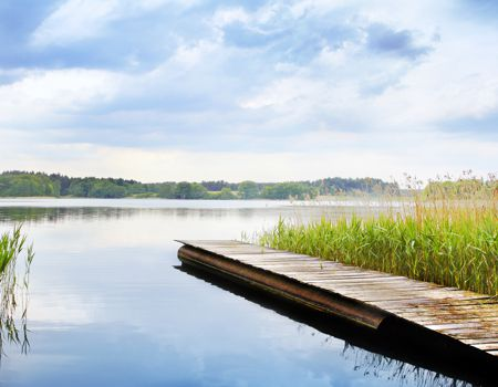 Entspannte Bootstour durch Brandenburg