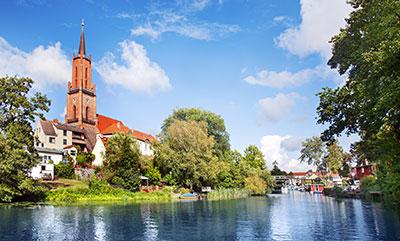 Hausboot mieten Brandenburg Havel